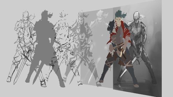 corso character design online