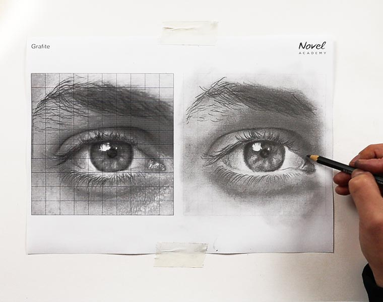 tecniche di disegno